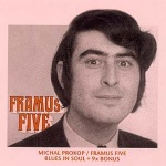 Framus Five + Michal Prokop (Blues in Soul)