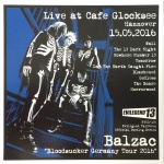 Live At Cafe Glocksee Hannover 15.05.2016