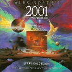 Alex North's 2001: A Space Odyssey