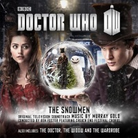 Doctor Who - The Snowmen/The Doctor, The Widow And The Wardrobe